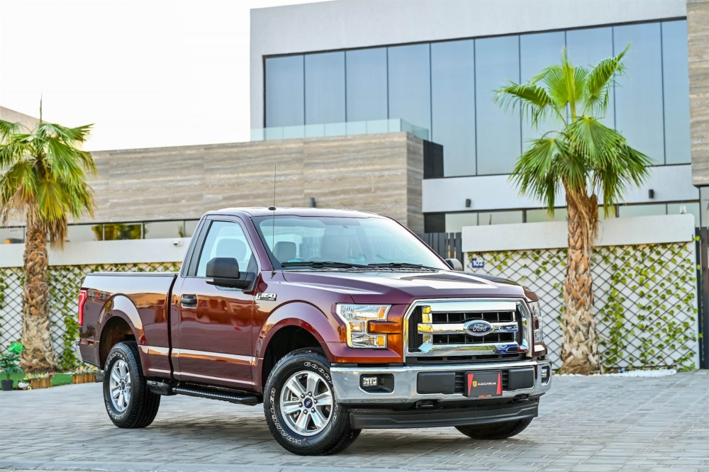 buy pre-owned Ford F-150 XLT in Dubai