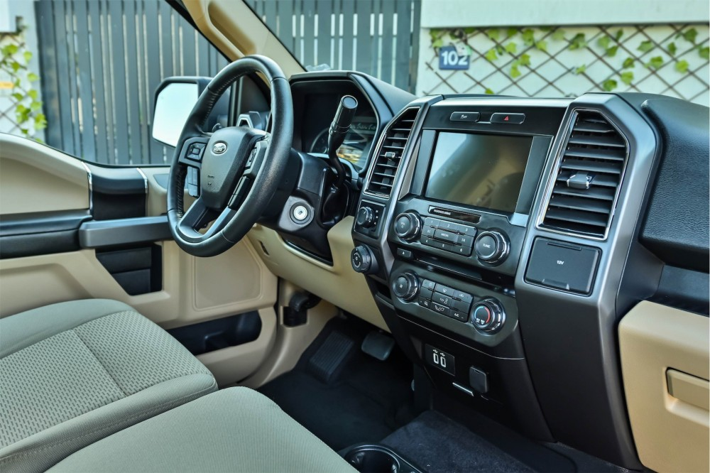 buy approved Ford F-150 XLT without downpayment