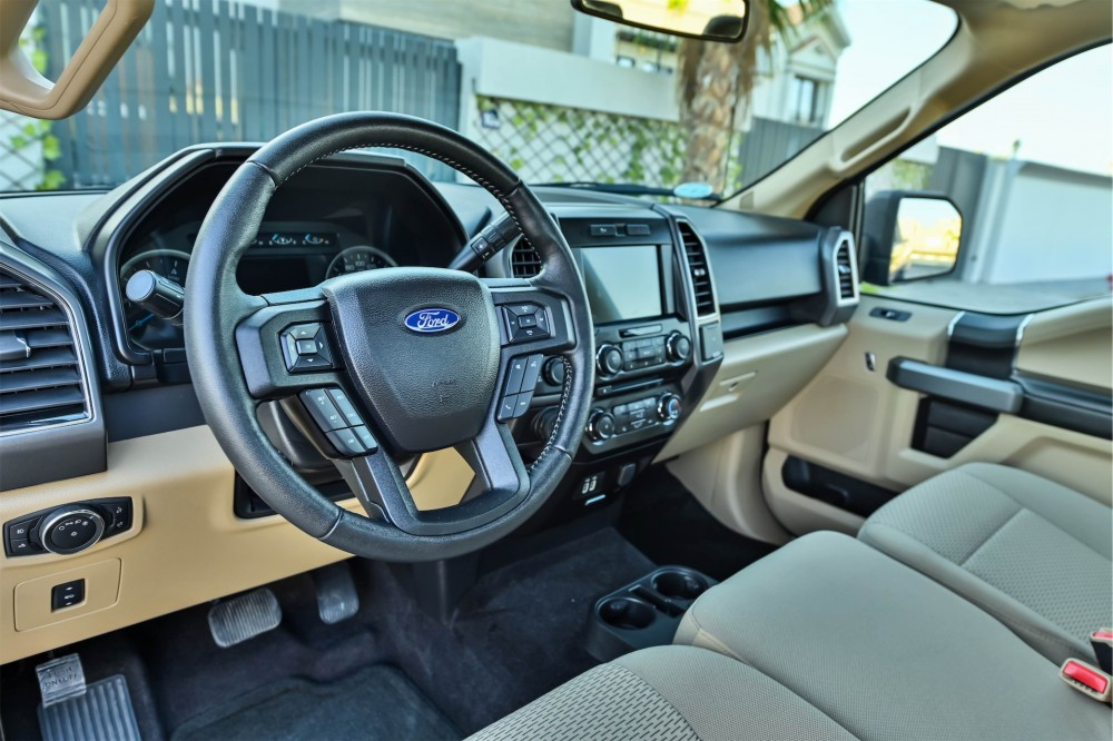 buy used Ford F-150 XLT without downpayment
