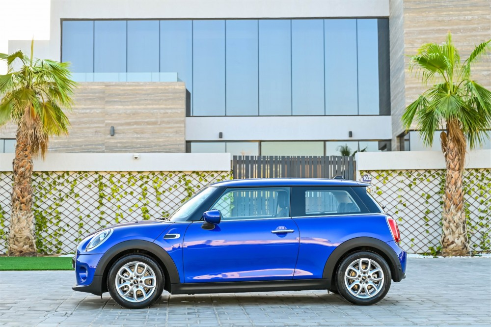 buy used Mini Cooper with warranty