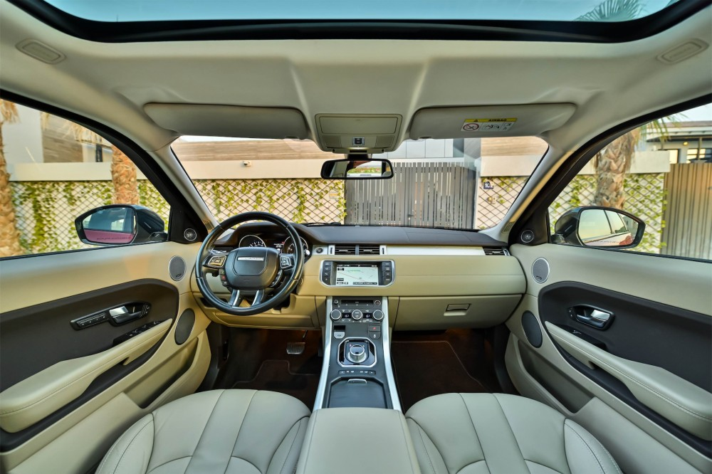 buy second hand Range Rover Evoque without downpayment