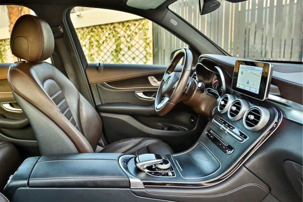 buy used Mercedes-Benz GLC250 without downpayment
