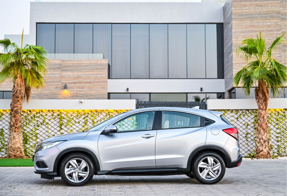 buy second hand Honda HRV LX without downpayment