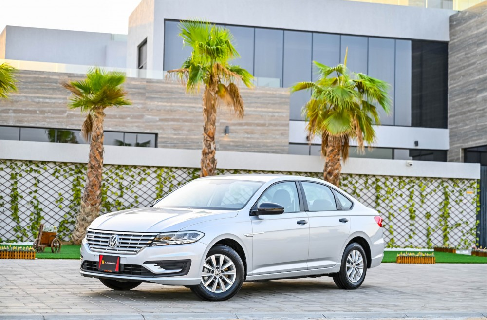 buy used BRAND NEW Volkswagen E-Lavida without downpayment