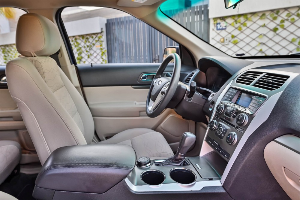 buy approved Ford Explorer without downpayment