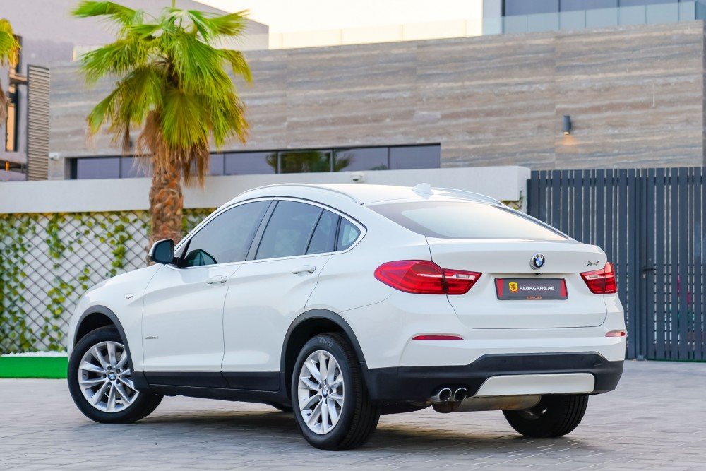 buy second hand BMW X4 35i 3.0L without downpayment