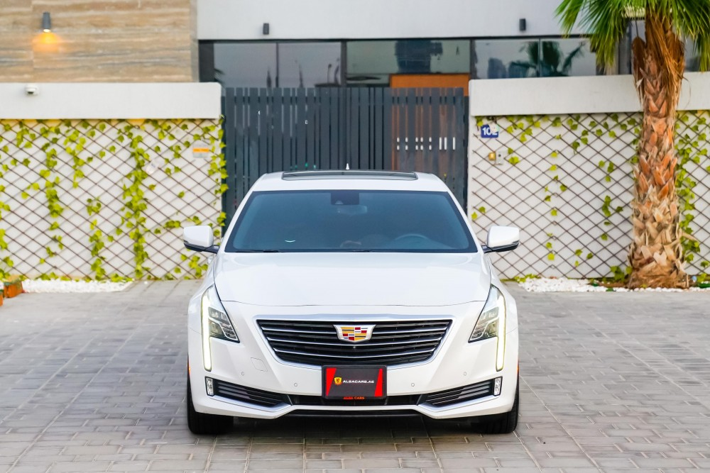 buy approved Cadillac CT6 3.6L V6 AWD without downpayment