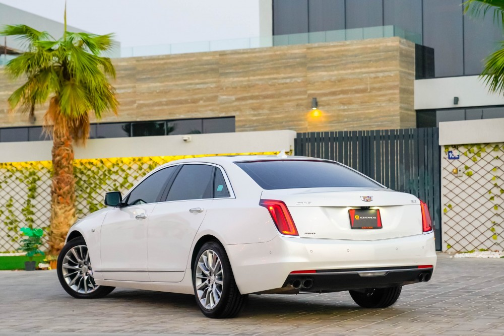 buy approved Cadillac CT6 3.6L V6 AWD in UAE