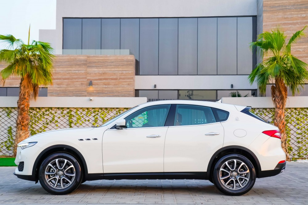buy used BRAND NEW Maserati Levante without downpayment