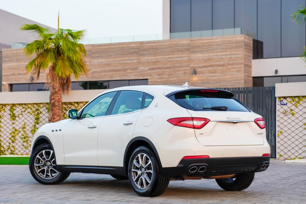 buy second hand BRAND NEW Maserati Levante without downpayment