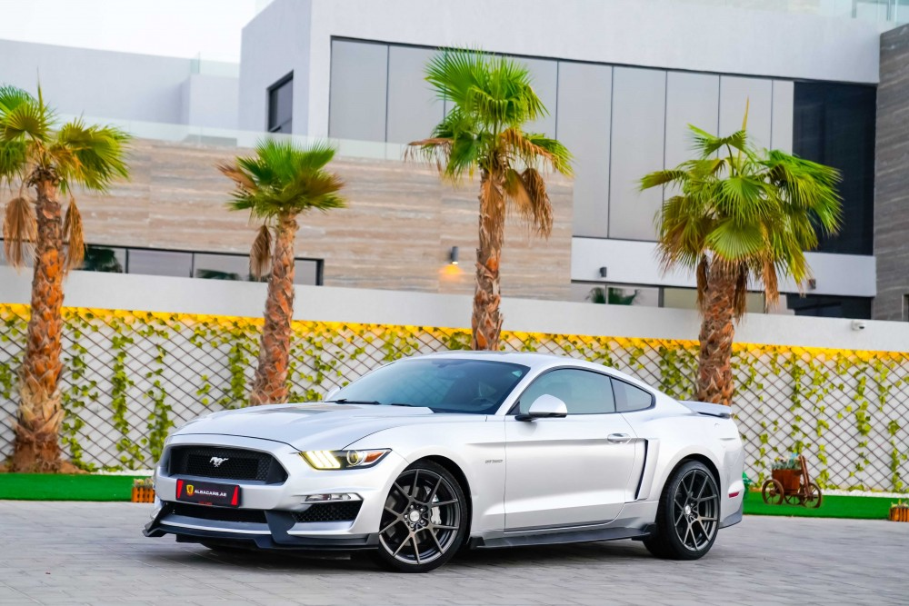 buy certified Ford Mustang GT 50 Years Edition in Dubai