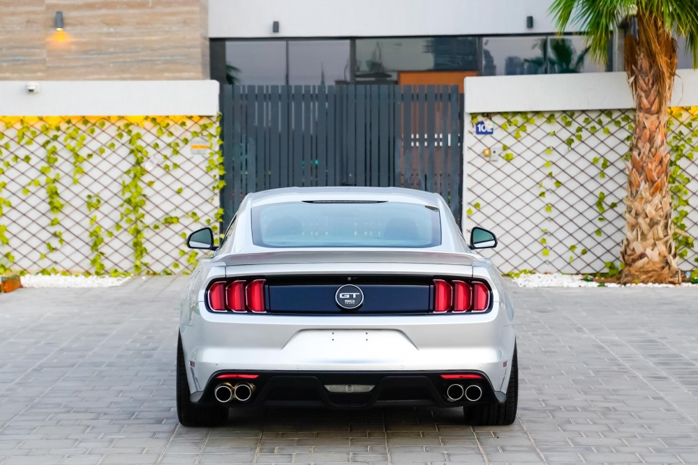 buy pre-owned Ford Mustang GT 50 Years Edition without downpayment