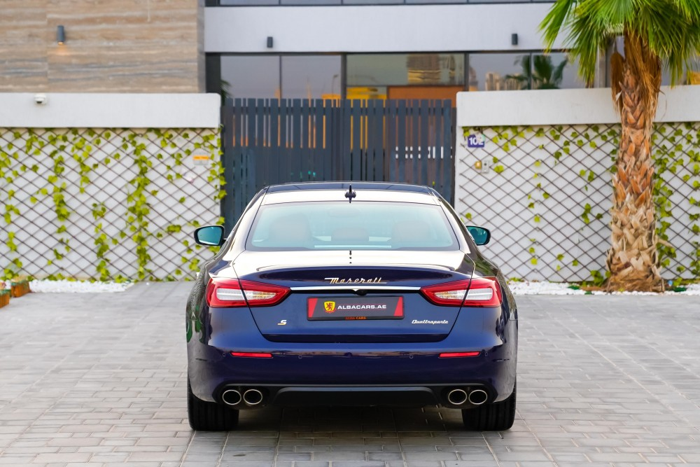 buy certified Maserati Quattroporte S without downpayment