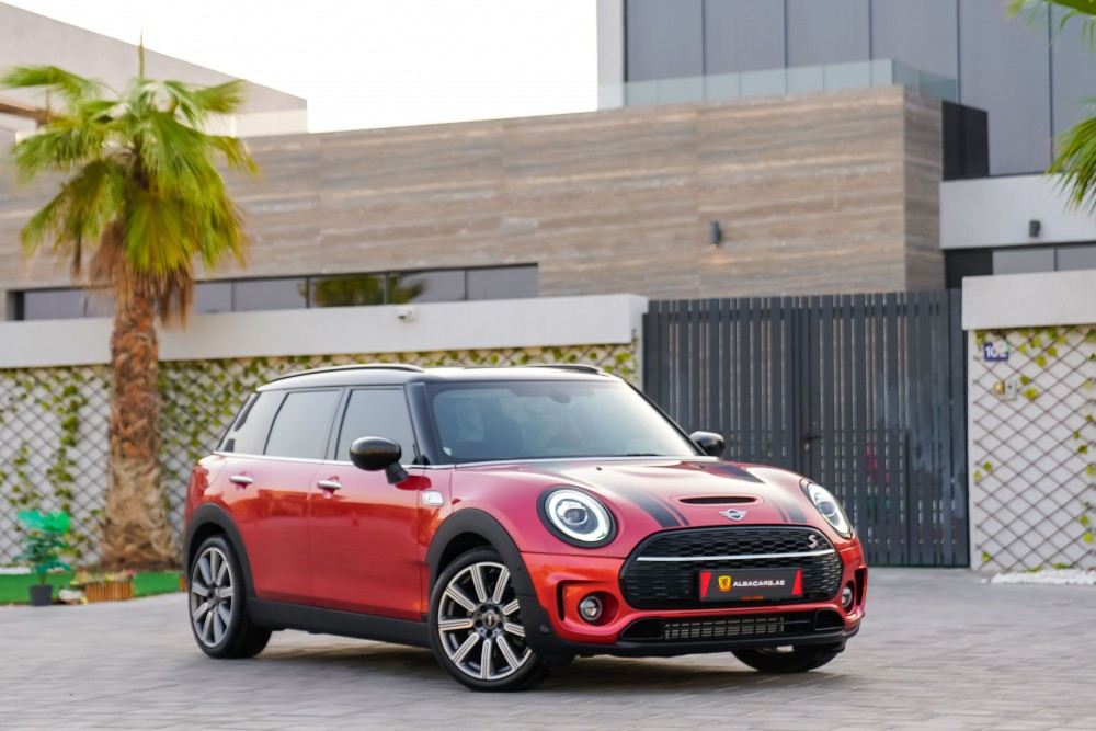 buy certified Mini Clubman Cooper S without downpayment