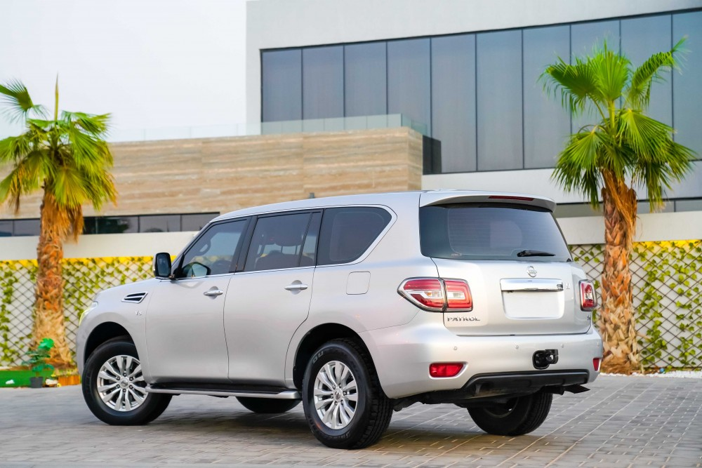 buy pre-owned Nissan Patrol without downpayment