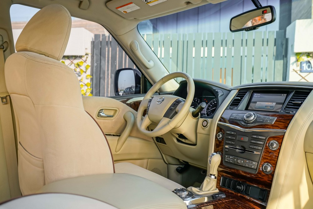 buy certified Nissan Patrol without downpayment