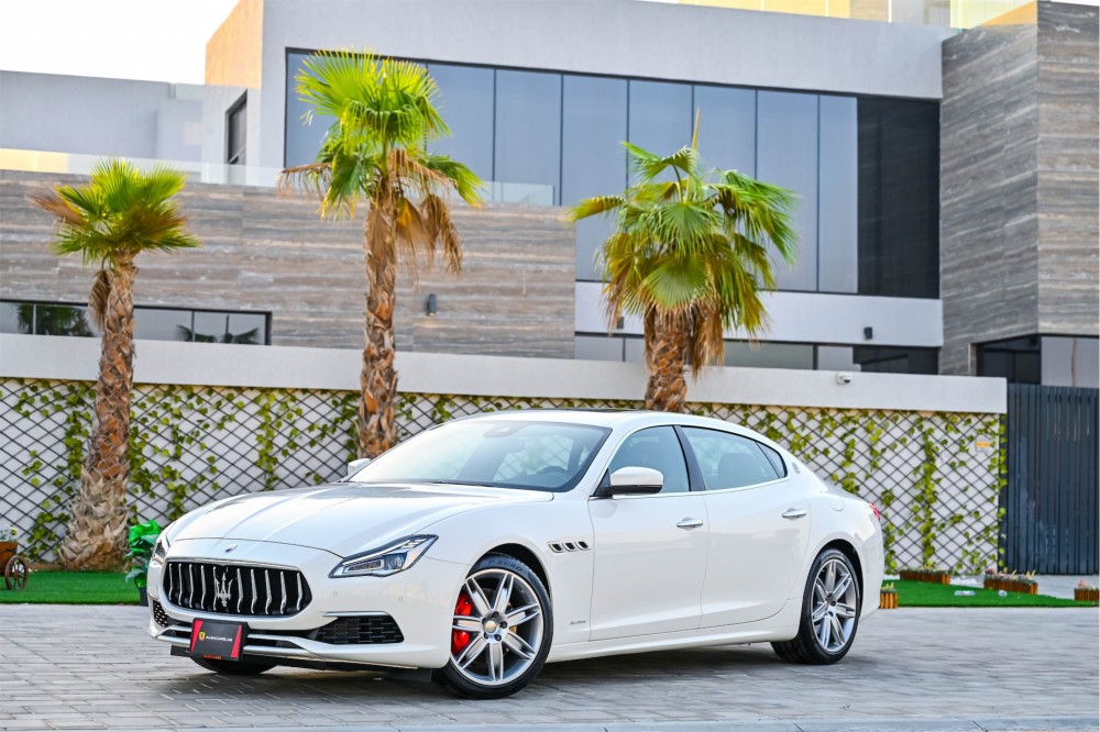 buy certified Maserati Quattroporte Granlusso without downpayment