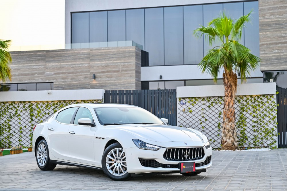 buy pre-owned Maserati Ghibli without downpayment