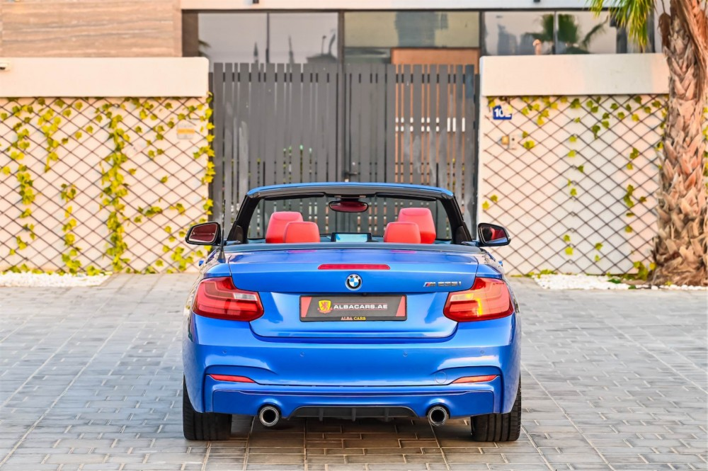 buy approved BMW 235i M-Kit without downpayment