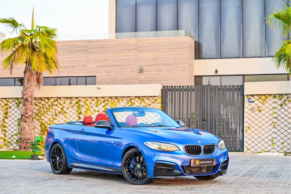 buy used BMW 235i M-Kit without downpayment