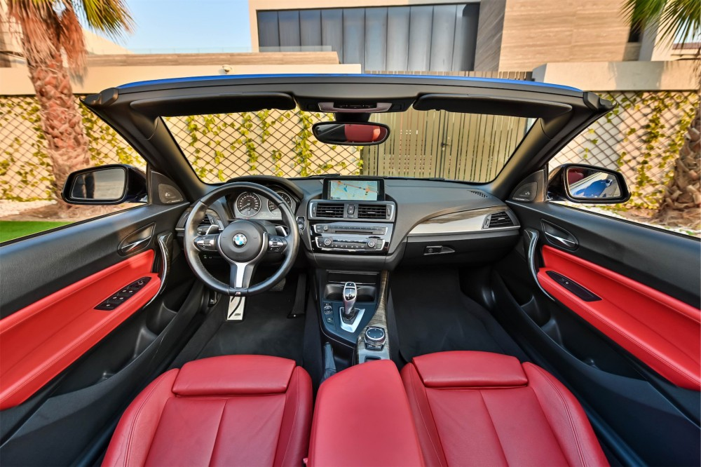 buy second hand BMW 235i M-Kit in UAE