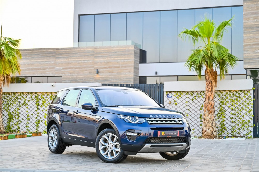 buy approved Land Rover Discovery Sport HSE without downpayment