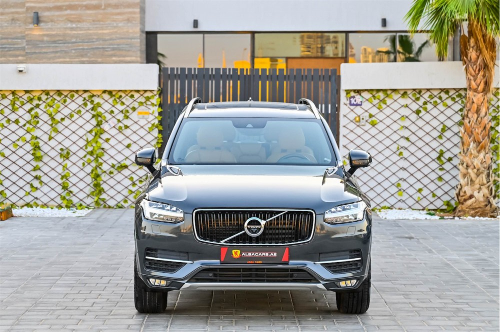 buy pre-owned Volvo XC90 Momentum without downpayment