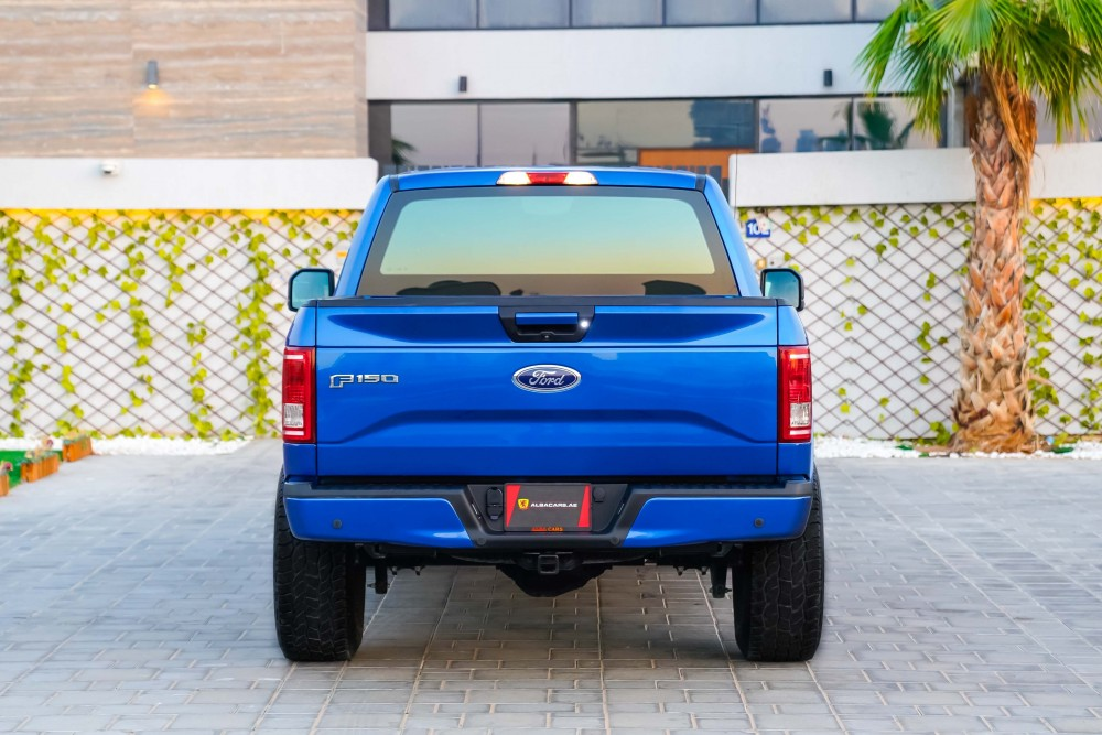 buy certified Ford F-150 XLT with warranty