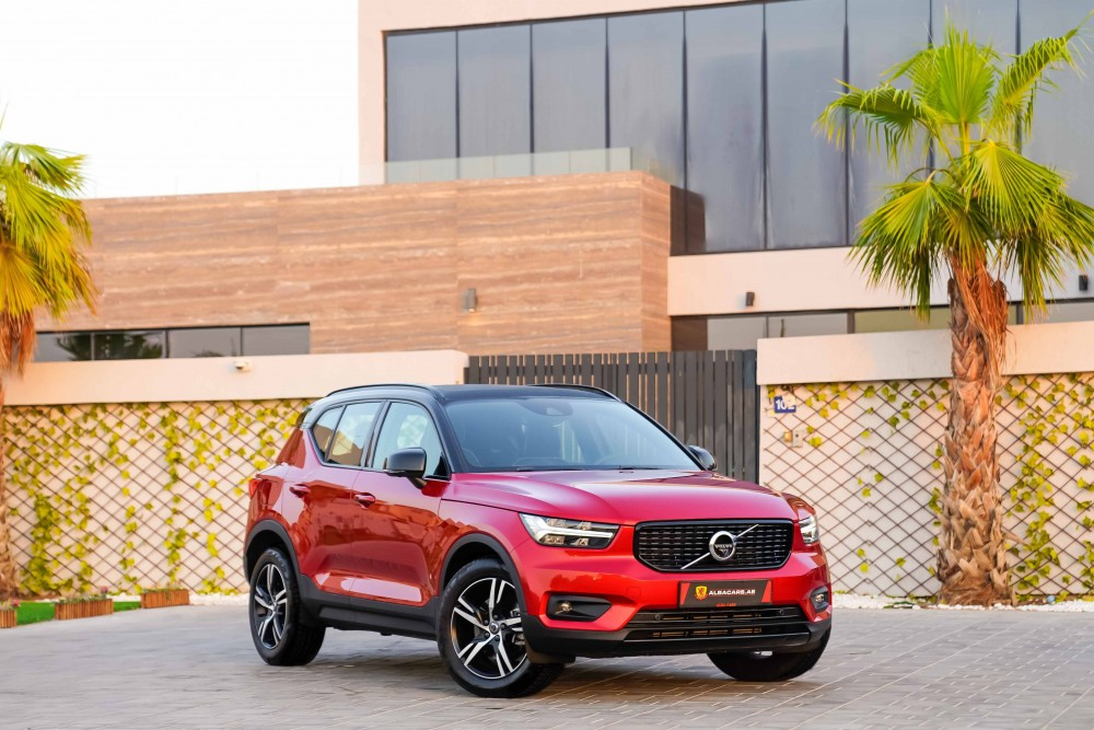 buy used Volvo XC40 R-Design with warranty