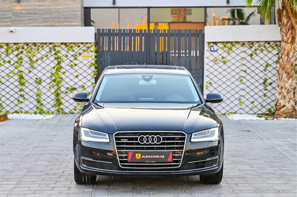 buy certified Audi A8L 50 TFSI without downpayment