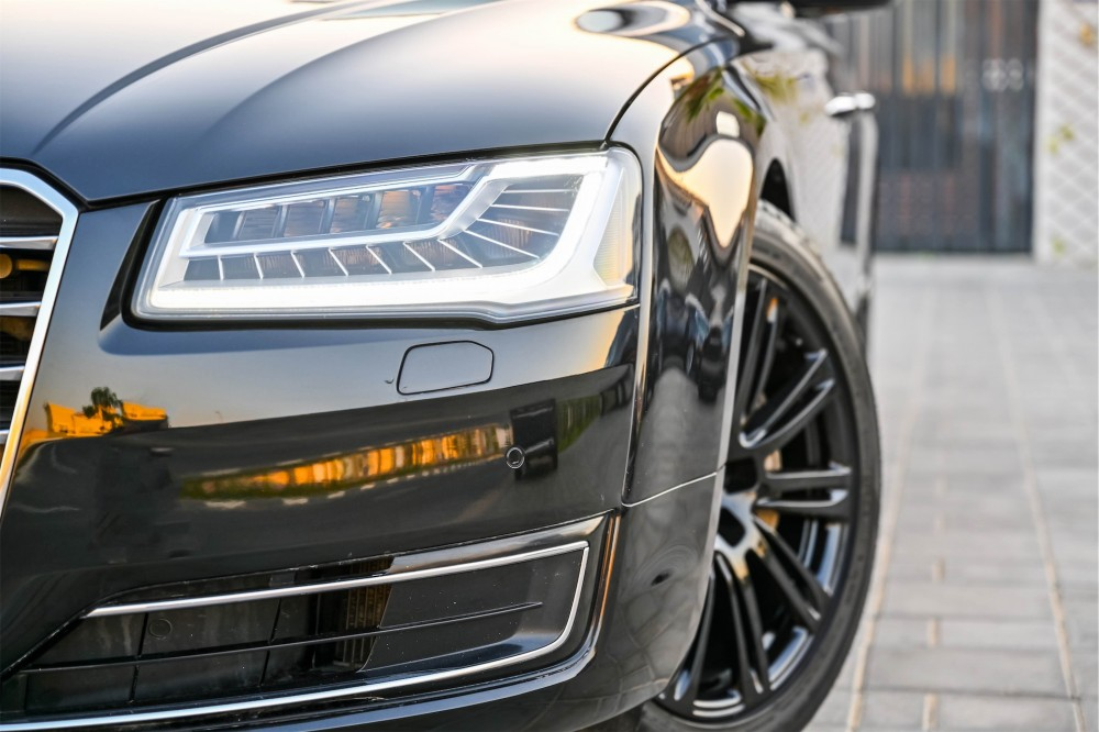 buy pre-owned Audi A8L 50 TFSI with warranty