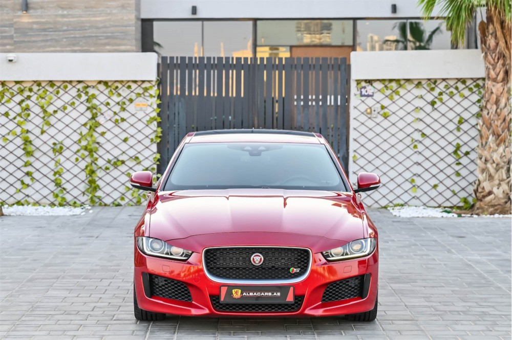 buy approved Jaguar XE S without downpayment