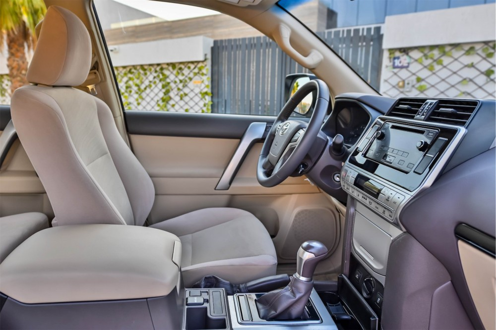 buy second hand Toyota Land Cruiser Prado GXR without downpayment