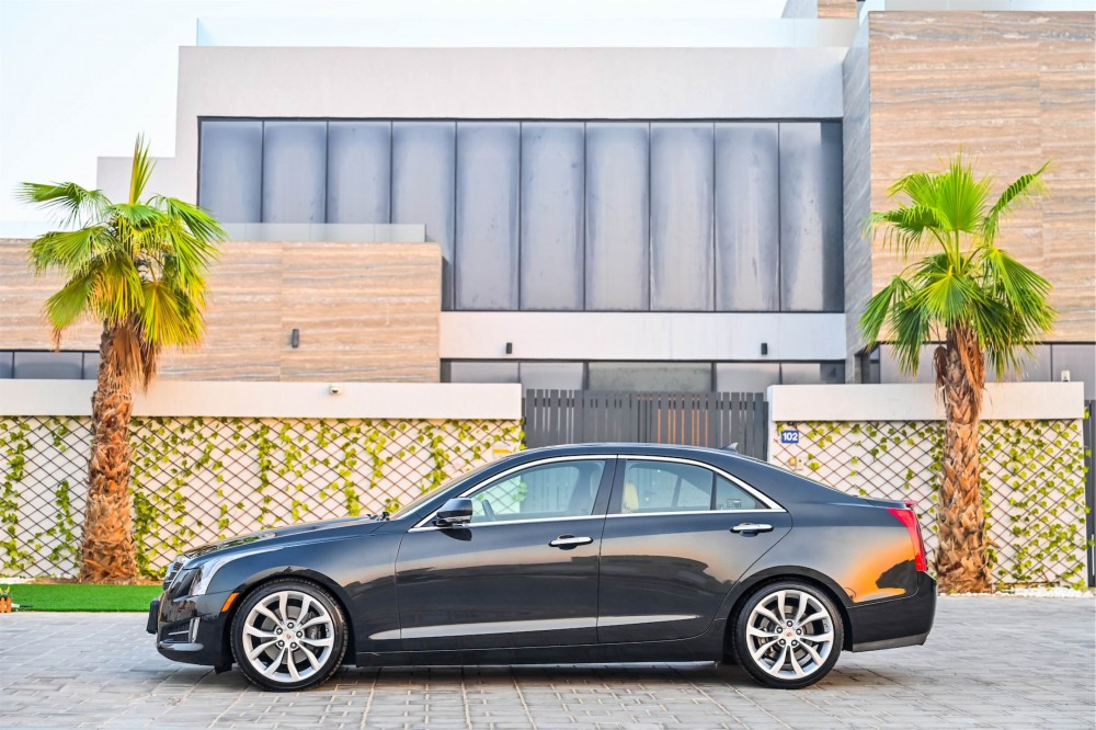 buy approved Cadillac ATS V6 Platinum with warranty