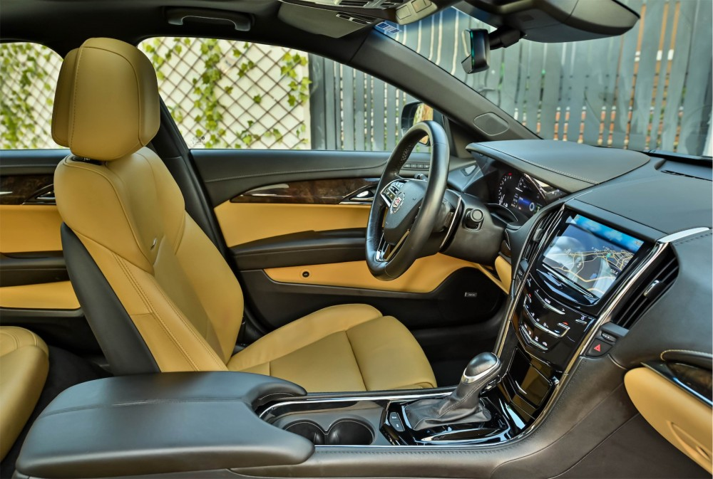 buy approved Cadillac ATS V6 Platinum without downpayment