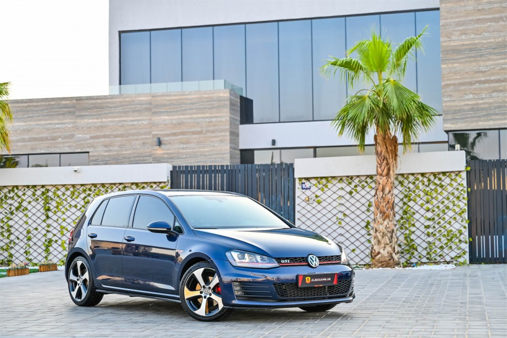 buy approved Volkswagen GTI with warranty