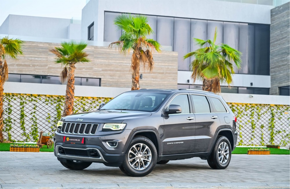 buy approved Jeep Grand Cherokee V6 Limited without downpayment