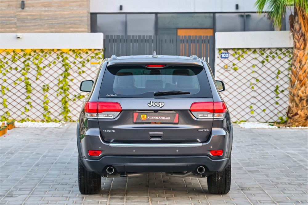 buy approved Jeep Grand Cherokee V6 Limited in Dubai