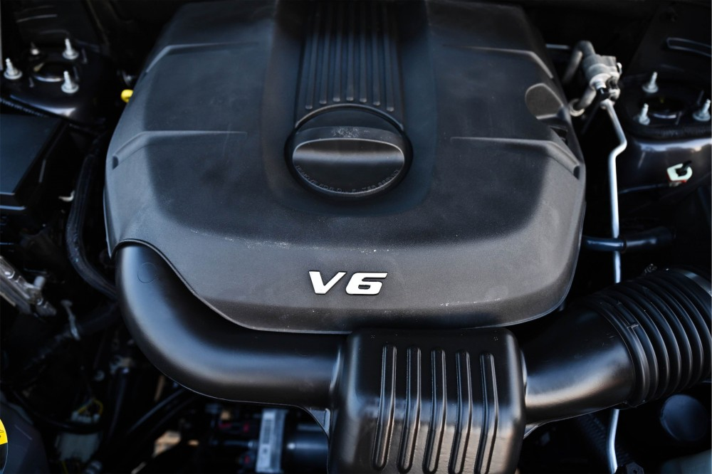 buy certified Jeep Grand Cherokee V6 Limited without downpayment