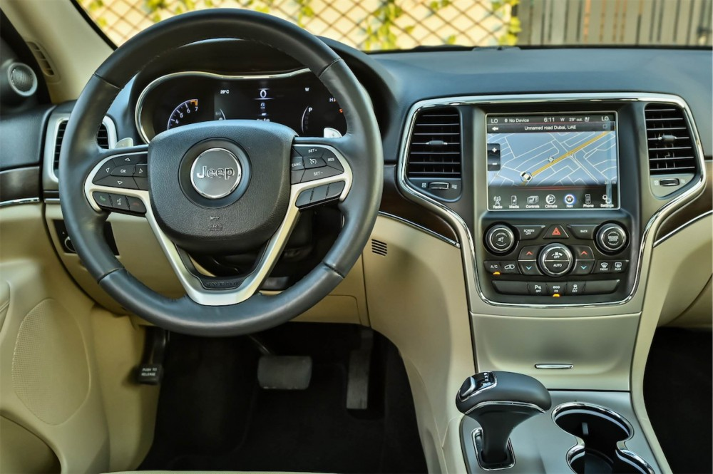buy used Jeep Grand Cherokee V6 Limited without downpayment