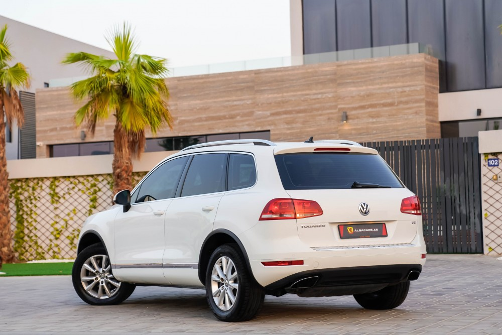 buy used Volkswagen Touareg without downpayment