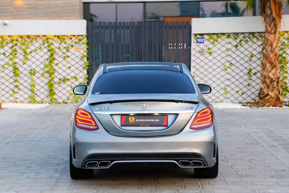 buy approved Mercedes-Benz C63 S AMG without downpayment