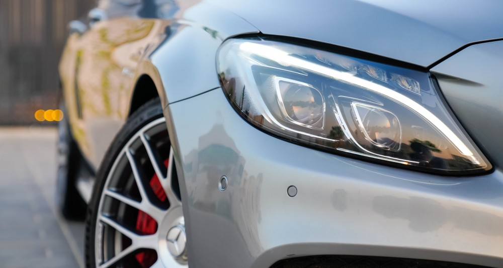 buy used Mercedes-Benz C63 S AMG with warranty