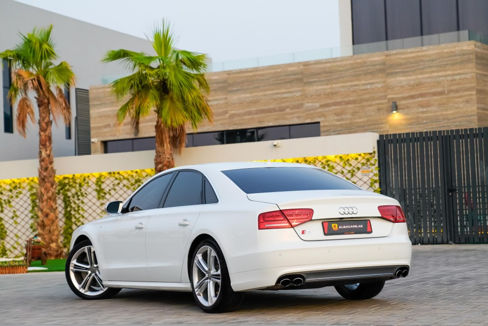 buy used Audi S8 4.0TC V8 without downpayment