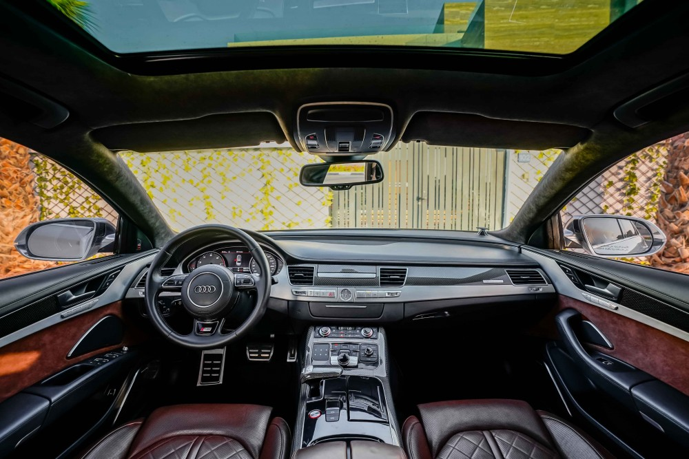 buy approved Audi S8 4.0TC V8 without downpayment