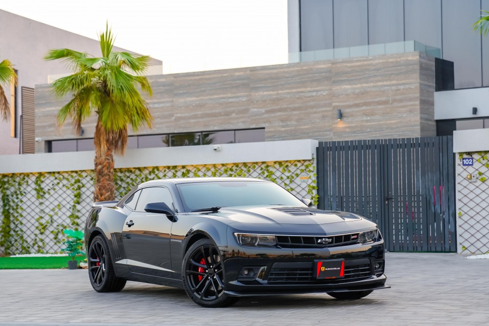 buy used Chevrolet Camaro SS 6.2L V8 without downpayment