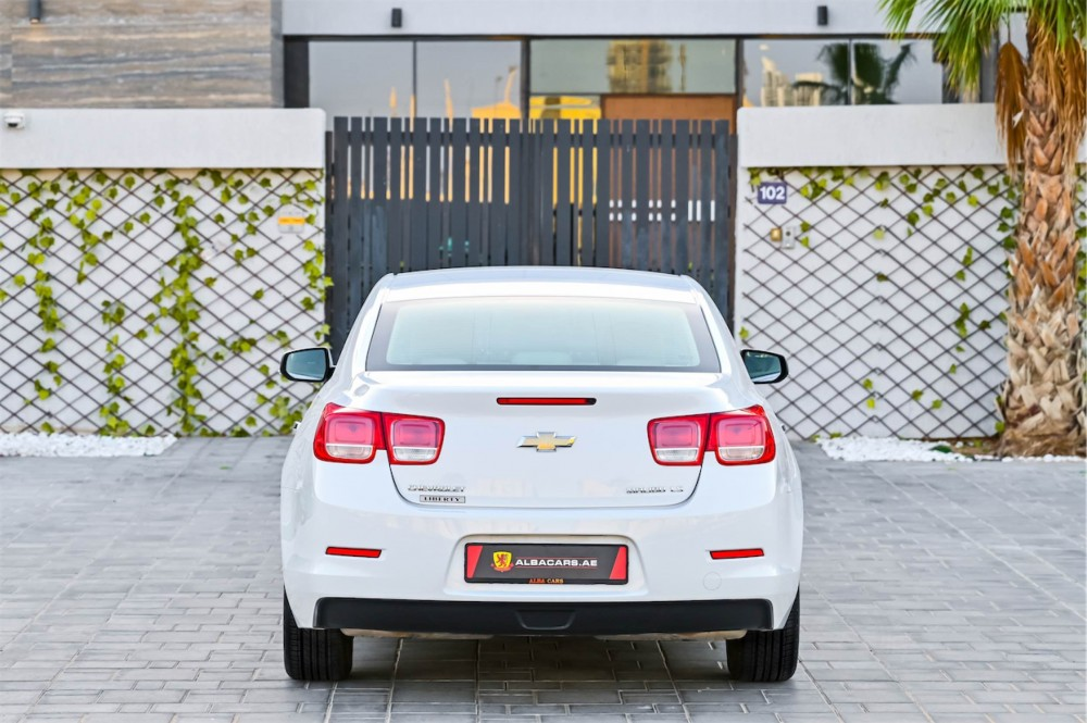 buy pre-owned Chevrolet Malibu LS without downpayment