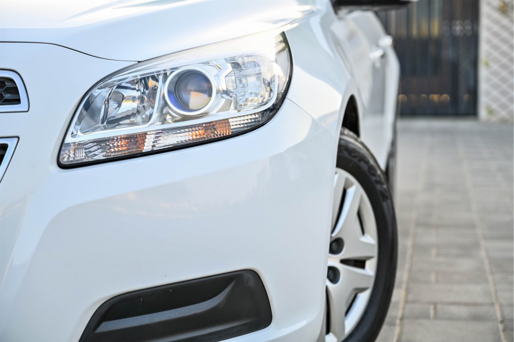 buy approved Chevrolet Malibu LS with warranty