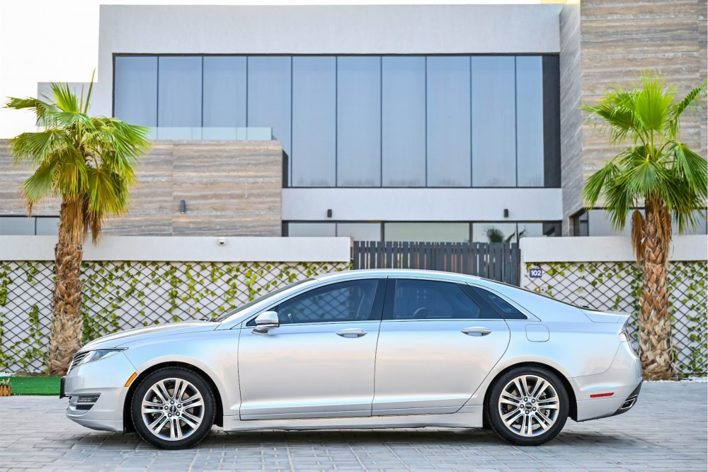 buy slightly used Lincoln MKZ 2.0L without downpayment