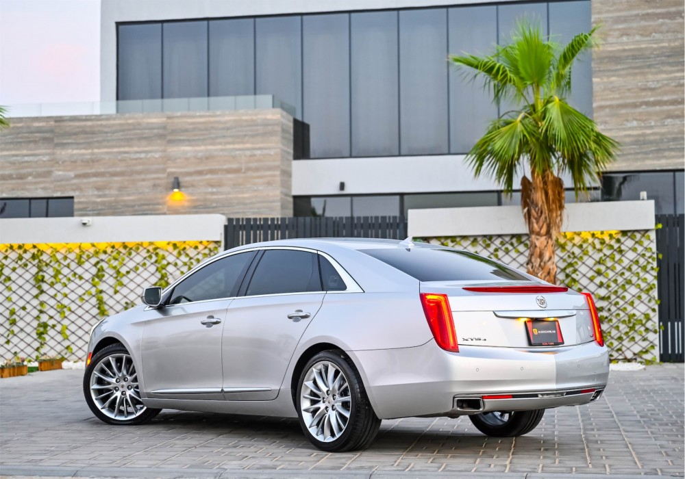buy used Cadillac XTS V-Sport 3.6L V6 without downpayment
